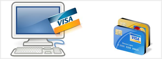 ネットから簡単に申込が可能なクレジットカード